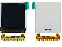 Дисплей (экран) для Samsung E1202, E1205, оригинал