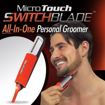 Триммер Micro Touch Switch blade, фото 2