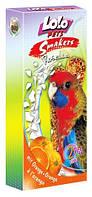 LoloPets (Лоло Петс) Колосок для попугаев розеллы апельсин