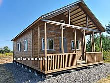 Строительство каркасных домиков, дачных(садовых) домиков