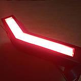 Додаткові стопсигналы для вантажівок з габаритними вогнями, фото 3