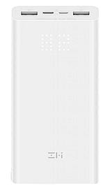 Портативная батарея Powerbank ZMi Aura Type-C 20 000mAh (White) QB821