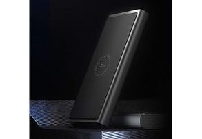 Портативна батарея ZMi Wireless Charging Power Bank 10000 mAh Type-C Black (WPB100), фото 2