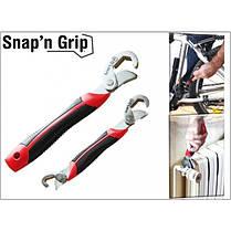 Универсальный чудо-ключ Snap N Grip , фото 3