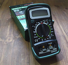 Портативний цифровий мультиметр MAS 830L, фото 3
