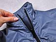 """Костюм з плащової тканини """"Zooty"""", синій, фото 5"""
