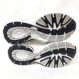 Чоловічі кросівки Bona Fashion натуральна шкіра Бона Білий, фото 8