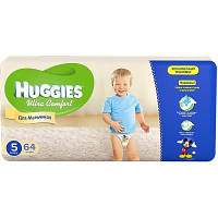 Подгузник Huggies Ultra Comfort Giga 5 для мальчиков (12-22кг) 64 шт (5029053543697)