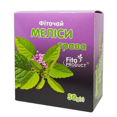 Мелиса трава 50г. россыпь Фитопродукт