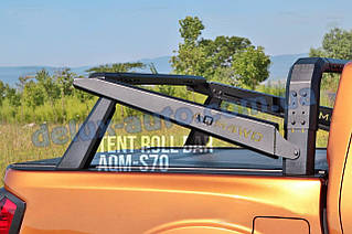 Дуга в кузов Защита кузова Ролл-бар на пикап Rollbar для пикапов ISUZU D-MAX 2011+