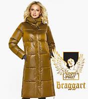 Воздуховик Braggart Angel's Fluff 42650| Куртка женская зимняя цвет дижон