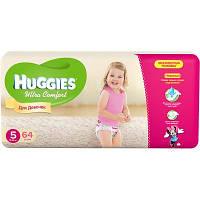 Подгузник Huggies Ultra Comfort Giga 5 для девочек (12-22кг) 64 шт (5029053543703)