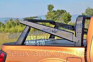 Дуга в кузов Защита кузова Ролл-бар на пикап Rollbar для пикапов NISSAN NAVARA 2006-2015