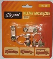 Клеми акумулятора Elegant EL 100 551