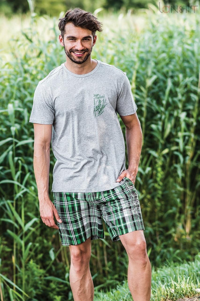 Чоловіча піжама з шортами Key MNS 446 L
