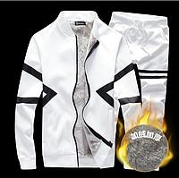 Мужской спортивный костюм на меху МД 0139-И, фото 1