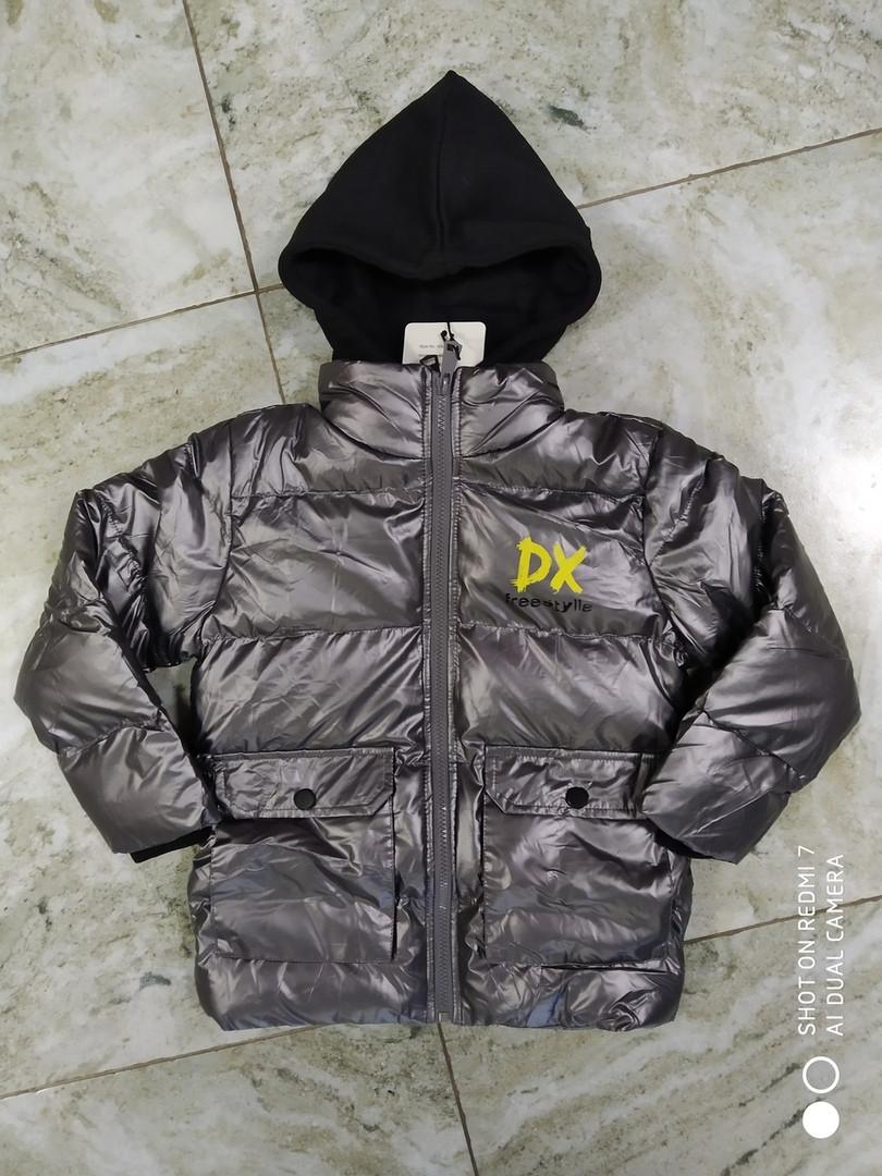 Куртка   на флисе для мальчиков подростков