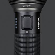 Фонарь Xiaomi NexTool XPH50.2 2000lm 6500K 380 м USB-C Black, фото 2