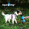 Дорожная поилка для собак Aqua Dog 537 мл Голубая, фото 5