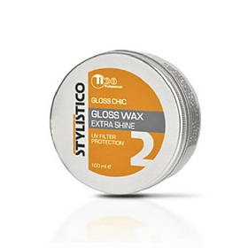 Воск для укладки волос TICO Professional STYLISTICO Gloss Chic, 100 мл.