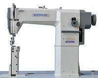 Колонкова швейна машина Boma BMA-810D з притискним роликом і прямим приводом