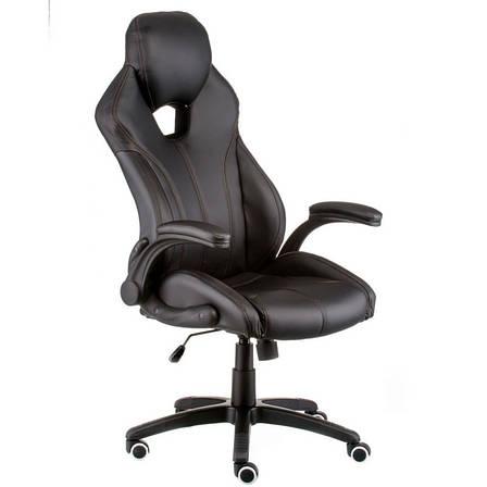 Кресло геймерское Special4You Leader black (E5333), фото 2