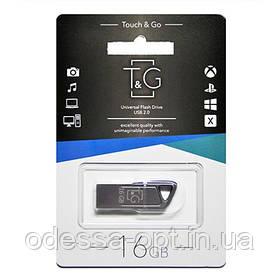 Накопичувач USB 16GB T&G металева серія 114