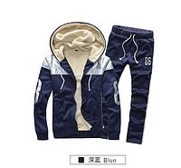 Мужской спортивный костюм на меху МД 0140-И, фото 1