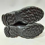 Кроссовки мужские р. 41, 43 Bass  кожа Черный, фото 8