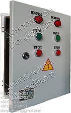 Я5114 - нереверсивный двухфидерный ящик управления  асинхронными электродвигателями, фото 2