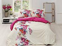 Семейное постельное бельё ранфорс 160х220х2 Gokay Floral