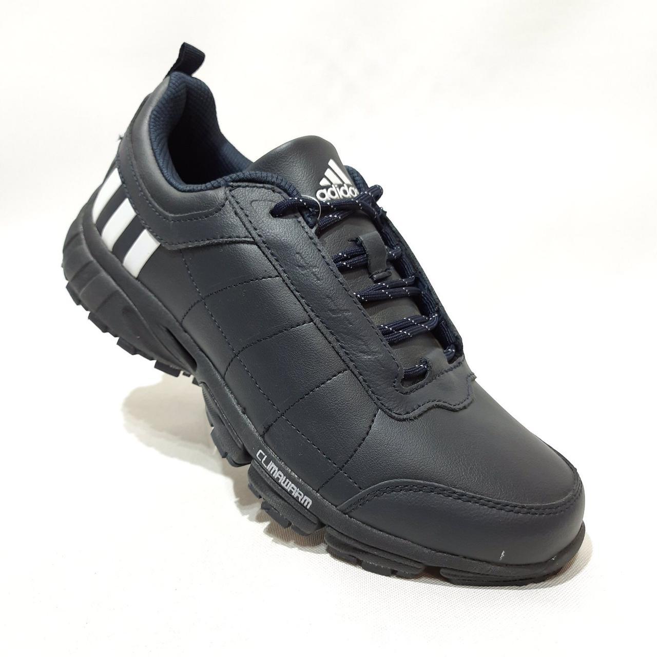 Кросівки чоловічі р. 43, 44, 45,46 Адідас темно синього кольору