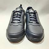 Кросівки чоловічі р. 43, 44, 45,46 Адідас темно синього кольору, фото 2
