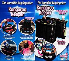Органайзер для сумки Kangaroo Keeper 2шт., фото 2