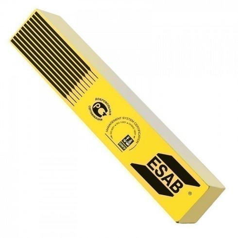Зварювальні електроди ОК 74.78 AWS: E9018-D1 / EN ISO: E 55 4 MnMo B 3 2 H5