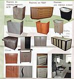 Стіл кухонний 60х60 (стільниця 28мм)12кол, фото 6