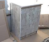 Стіл кухонний 60х60 (стільниця 28мм)12кол, фото 2