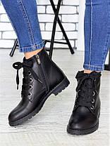 Ботинки Winter кожа 7188-28, фото 3