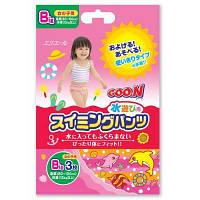 Подгузник GOO.N для плавания для девочек от 12 кг 3 шт (753647)