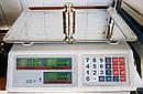 Торговые Электронные Весы DT 40 кг, фото 4