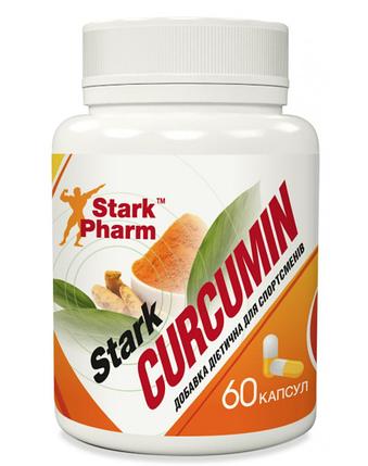 Curcumin 500 mg Stark Pharm caps 60, фото 2