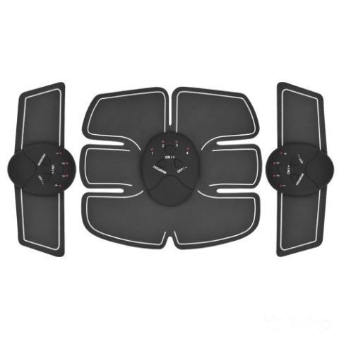 Миостимулятор EMS Smart Fitness Электронный Тренажер от Батареек