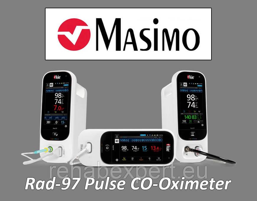 Прикроватный пульсоксиметр - Masimo Rad-97 Pulse Co-Oximeter