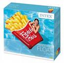 Пляжный Надувной Матрас Плот Intex 58775 Картошка Фри Размер 175 х 132 см, фото 2