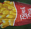 Пляжный Надувной Матрас Плот Intex 58775 Картошка Фри Размер 175 х 132 см, фото 4