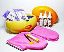 Набор для парафинотерапии с парафиновой ванной  Konsung WN608-1A + подарок