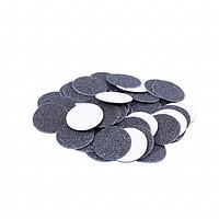 Сменные файлы для педикюрного диска STALEKS PRO PODODISK размер М 80 грит (50 шт), фото 1