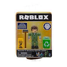 Ігрова колекційна фігурка Jazwares Roblox Сore Figures Glen the Janitor W3 (ROG0106), фото 2