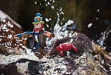 Игровая коллекционная фигурка Jazwares Roblox Core Figures Bootleg Buccaneers: Fisherman Joe W4 (ROG0114), фото 3