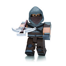 Ігрова колекційна фігурка Jazwares Roblox Mystery Figures Brick S4 (10782R), фото 3